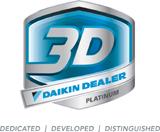 Daikin ductless heat pumps, Seattle ductless heat pumps